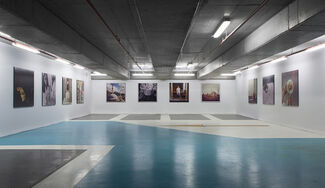 The Moving Museum Istanbul, installation view