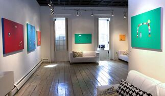 VIBRANT SPACE new work by MUSHO RODNEY ALAN GREENBLAT, installation view