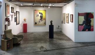 Sardac at VOLTA13, installation view