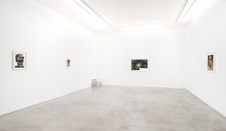 Nathaniel Mary Quinn: Highlights, installation view