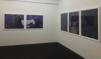 Athena Shrugged (Part II: Jamea Richmond-Edwards, installation view