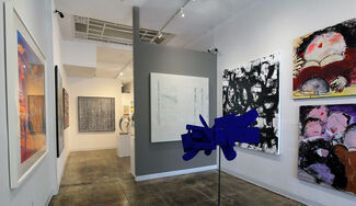 Curvature of the Shape, installation view