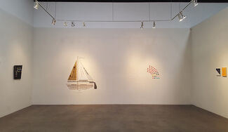 Greg Colson: Model of Integrity, installation view