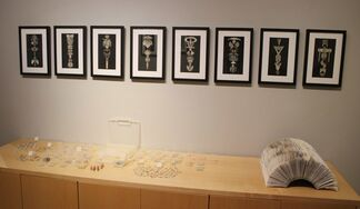 EXQUISITE CORPSE: The Surrealist Tendency in Collage - HOPE KROLL, SHERRY PARKER AND FRANK WHIPPLE, installation view