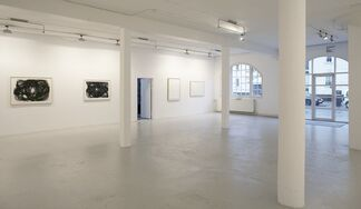 Antony Gormley ACTS, STATES, TIME, PERSPECTIVES, installation view