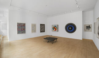Alberto Biasi : Optical/Dynamic 1959-2012, installation view