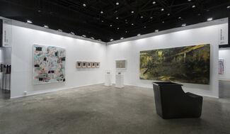 Green Art Gallery at Art Dubai 2014, installation view