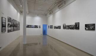 The Calcutta Diaries, installation view