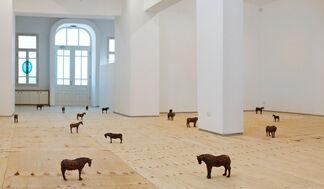 P R I M A L   Ugo Rondinone, installation view