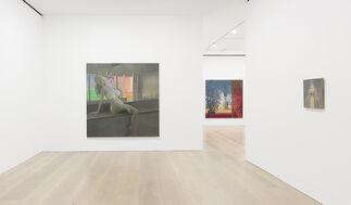 Lisa Yuksavage, installation view