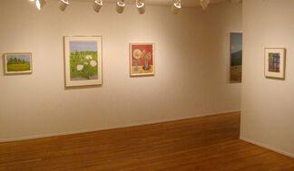 Jane Freilicher: Prints and Works on Paper, installation view