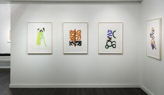 A Paper Affair, installation view
