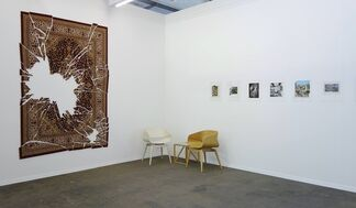 SARIEV Contemporary at Art Brussels 2016, installation view
