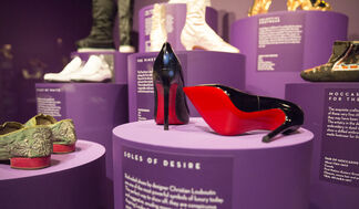 Shoes: Pleasure and Pain, installation view