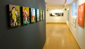 Gallery Group Show, installation view
