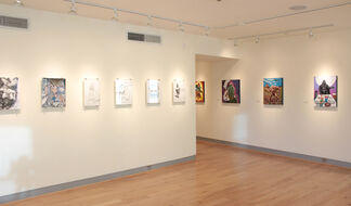 Native Realities, installation view