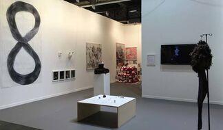 Barbara Thumm at ARCOmadrid 2017, installation view