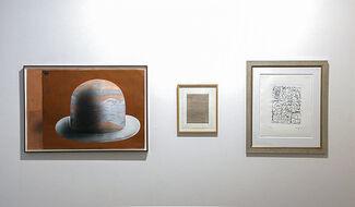 Other Hats: Icelandic Printmaking, installation view