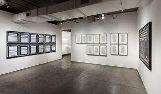 Ken Grimes: Text Messages, installation view
