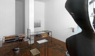 Neïl Beloufa, installation view