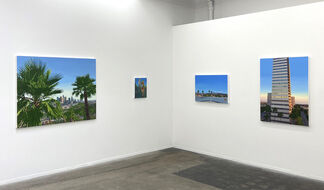 Lindsey Warren: Los Angeles Light, installation view