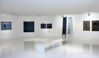 "Gürbüz Doğan Ekşioğlu ""Past & Present"", installation view"