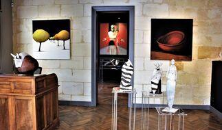 Laurent Bouro, installation view