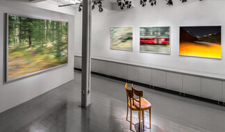 'Camera in Motion', installation view