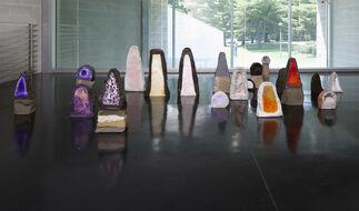 Opener 28: Erika Verzutti — Mineral, installation view
