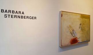 Barbara Sternberger: New Paintings, installation view