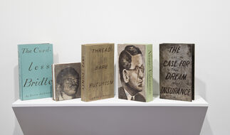 Martin McMurray:  The Case for Dream Insurance, installation view