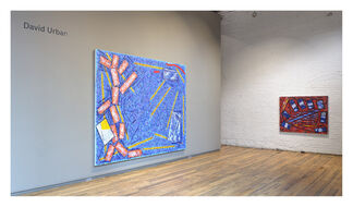 "David Urban, ""How to be Broken"", installation view"