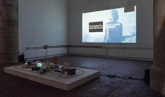 Filip Markiewicz, installation view