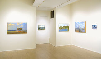 Landscapes Into Art, installation view