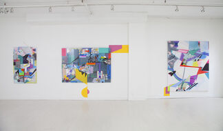 Danny Rolph: Recollection, installation view