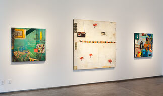 Joe Ramiro Garcia: Transference, installation view