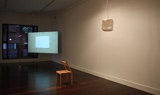TIMELINE: Esculcando los bolsillos (Searching One's Pockets), installation view