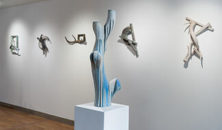 Rugged Grace, installation view