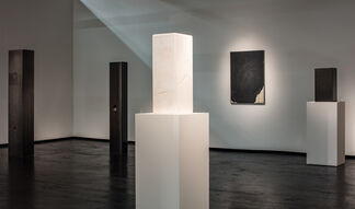 Dierking at Art Cologne 2017, installation view