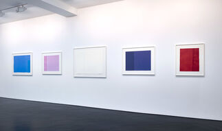 Anne Truitt- Drawings, installation view