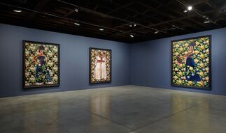 Kehinde Wiley, installation view