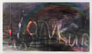 Wendy White: Santa Cruz, installation view