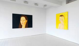 Alex Katz, installation view
