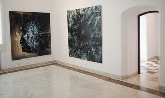The Memories Are Here And It's Spring Again, installation view