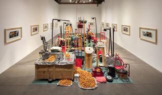 Jason Rhoades: Installations, 1994 – 2006, installation view