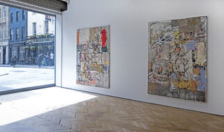 Playing Mas, installation view