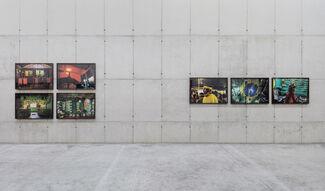 Galeria Leme at Latitude Art Fair, installation view