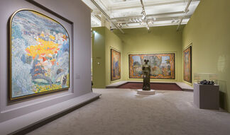Pierre Bonnard: Painting Arcadia, installation view