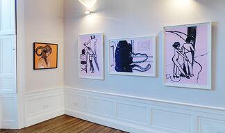 The Amorist, installation view