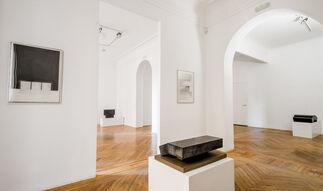 SERGI AGUILAR. Strange Geometries [works 1977-1980], installation view